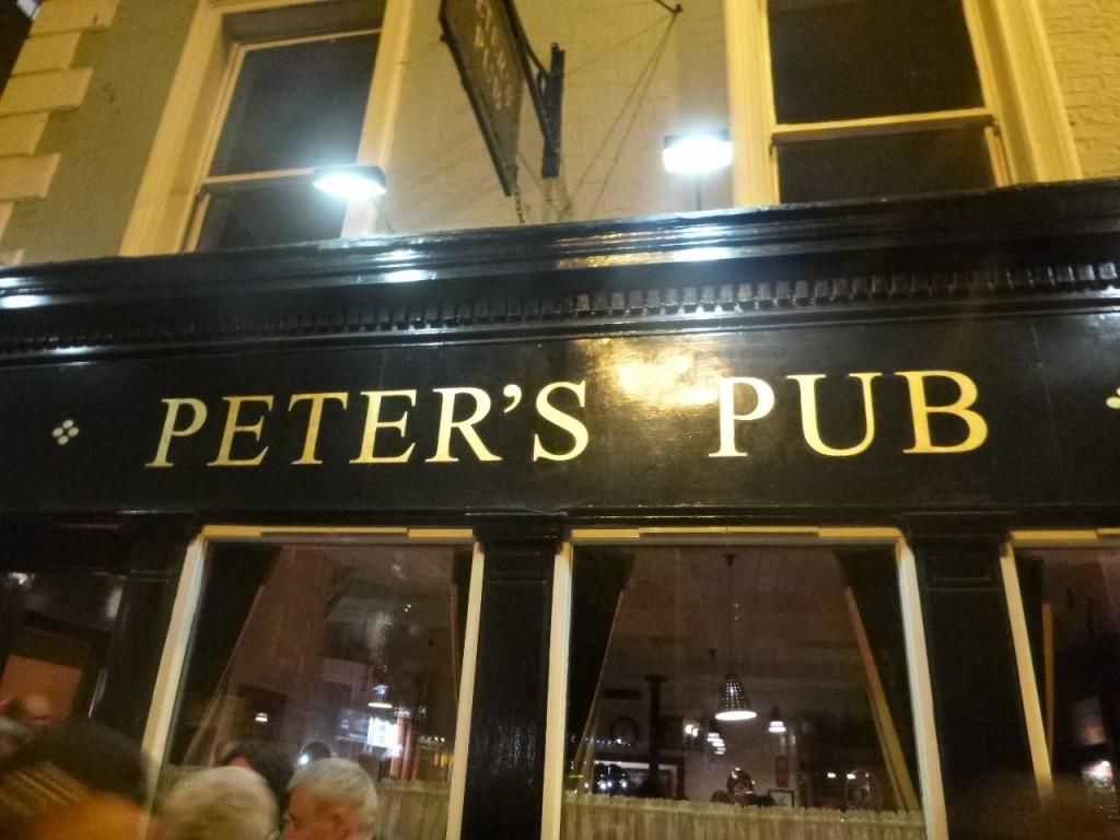Pub für Peter
