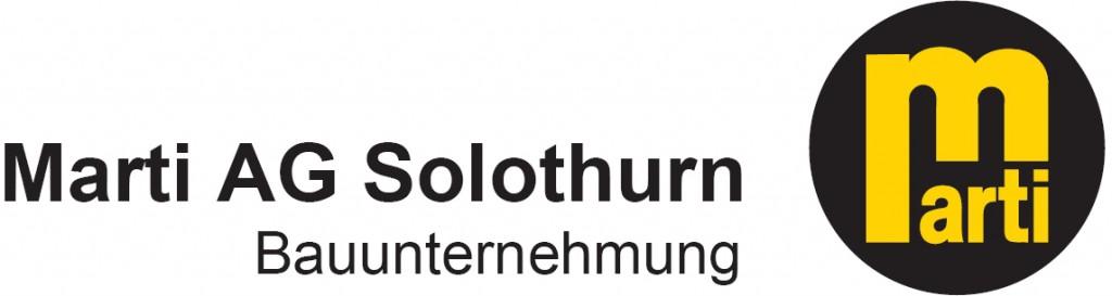 Logo Marti AG Bauunternehmung Solothurn