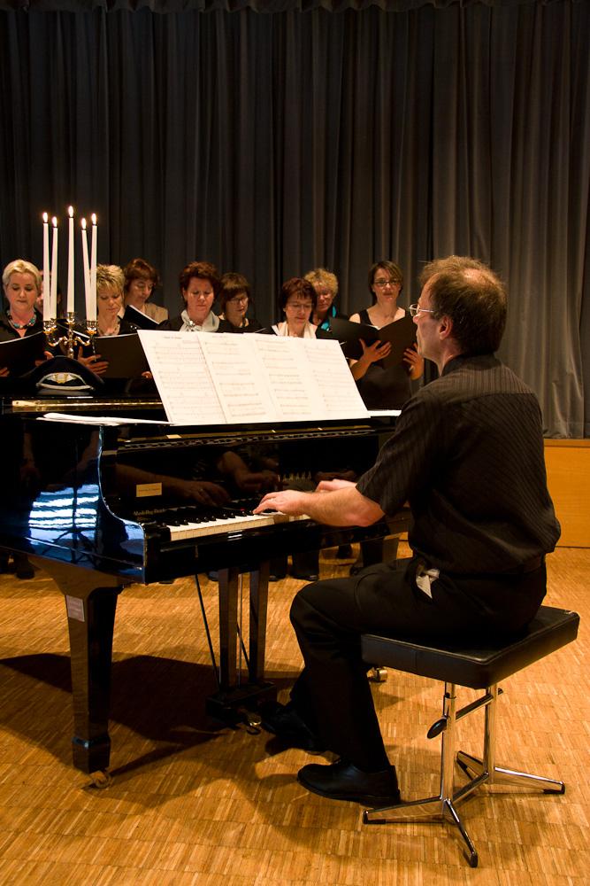 2008 Chorleiter Dieter Reutershahn