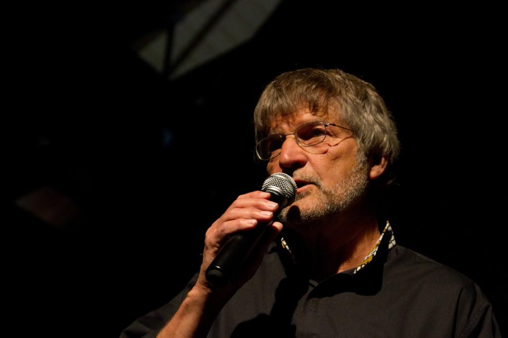 Chorleiter Peter Orlando