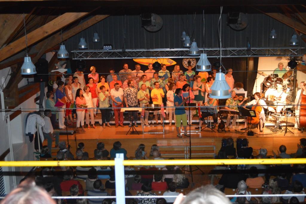 2013 Chor & Band
